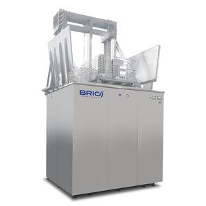 ultrasonic washing machine / water / manual / automatic