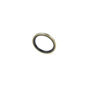 O-ring seal / lipped / BS / steel