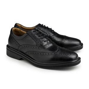 men's flight attendant shoes