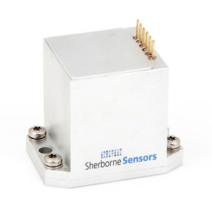 accelerometer without display / Vdc / for the aerospace industry