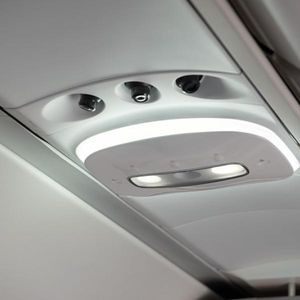 aircraft cabin lighting / LED / reading / sidewall