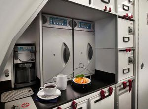 aircraft oven