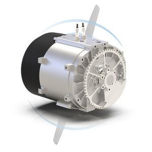 0 - 25kW Wankel engine / 0 - 25kg / single-rotor / gasoline