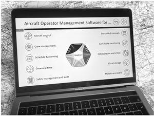 aircraft operator management software