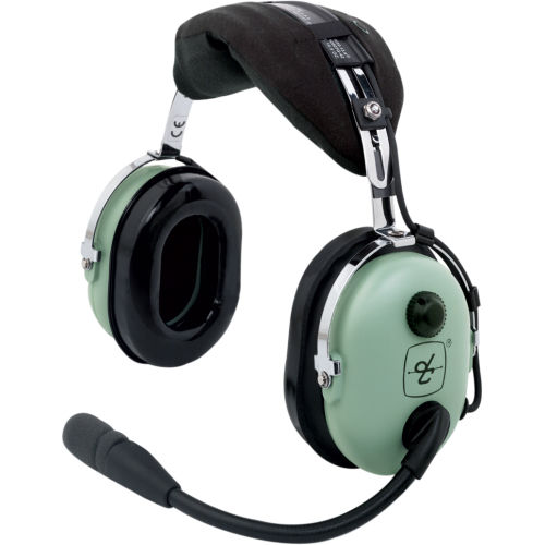 aircraft headset / for pilots / noise-reduction
