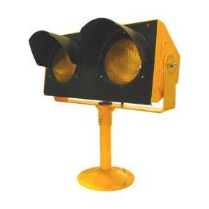 runway light / for airport runways / halogen / flashing