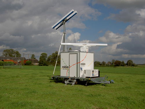 Radar bird detection system - 3D Flex - ROBIN RADAR SYSTEMS B.V. ...