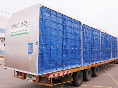 Upper Deck Uld Container Amj Taiwan Fylin Industrial Co Ltd Taiwan Aluminum Freight