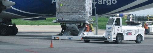 pallet transporter