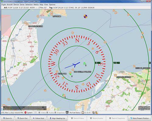 aircraft flight management system