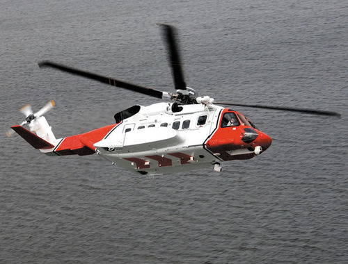 rescue helicopter / passenger transport / business / offshore