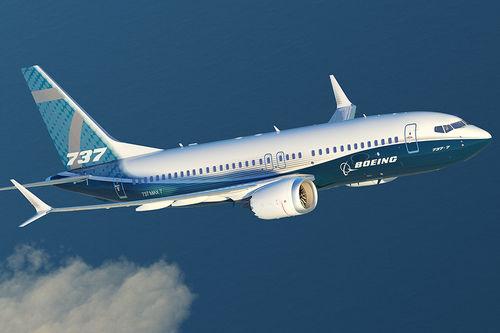 medium-range commercial aircraft - BOEING COMPANY