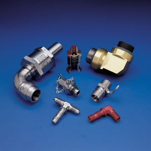 cartridge check valve / for airliners / threaded / in-line