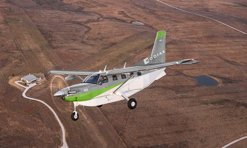 10-seater private plane - DAHER