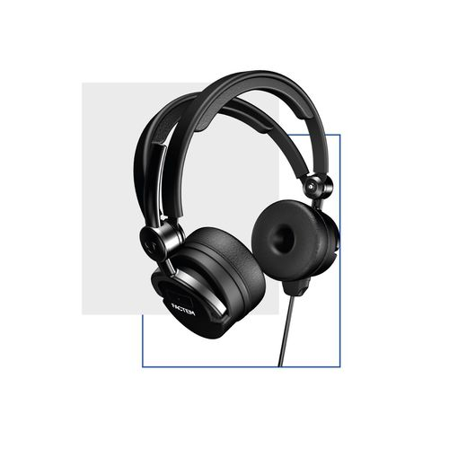commercial aviation headset / for air traffic controllers / noise-reduction / lightweight