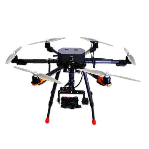 surveillance UAV / rotary airfoil