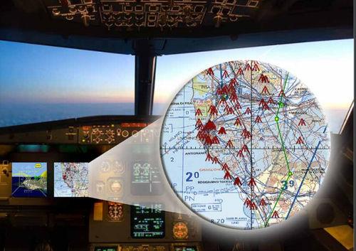 navigation software / for aeronautics
