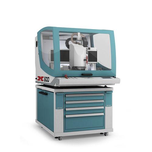 CNC milling machine / vertical / for aeronautics / 3-axis