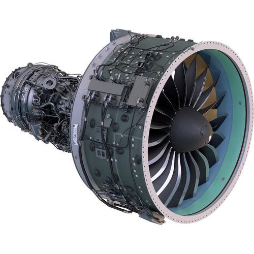 0 - 100kN turbojet - PRATT & WHITNEY