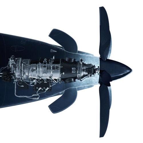 1000 - 3000hp turboprop - PRATT & WHITNEY