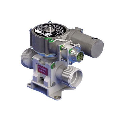 oxygen valve / for aircraft