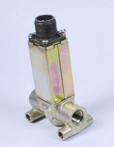 Aircraft solenoid valve - V5000 - VALCOR ENGINEERING CORPORATION - for fuel  / 2-way / normally closed