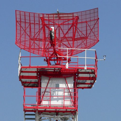 surveillance radar / primary / for airports