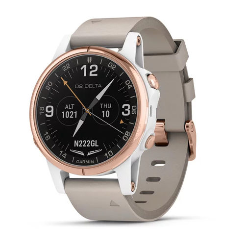 pilot watch / with altimeter / with GPS