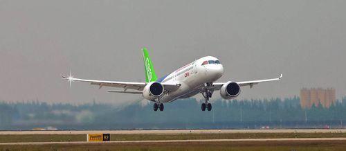 medium-range airliner - COMAC