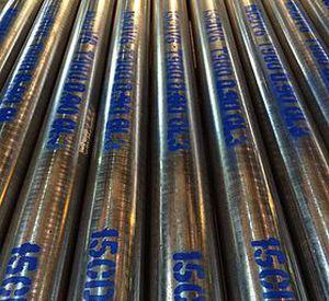 steel alloy rod