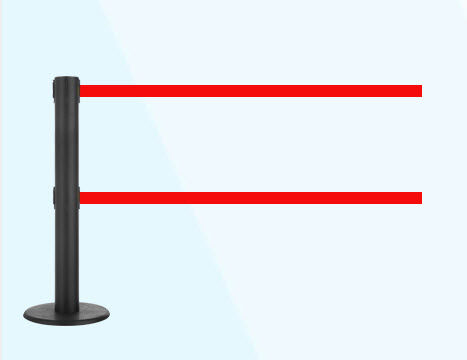 tape guidance barrier