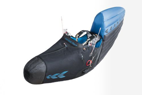 paragliding harness bag / cocoon