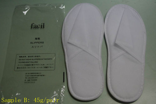 airliner slippers