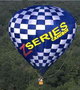 competition hot-air balloon - Cameron Balloons US