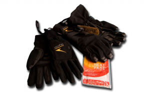 paragliding gloves / waterproof / breathable