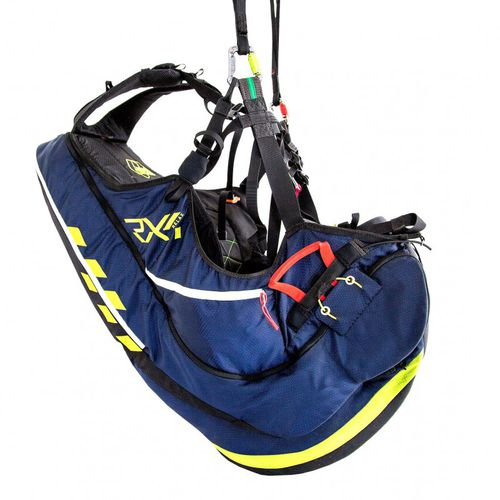 paragliding free flight harness