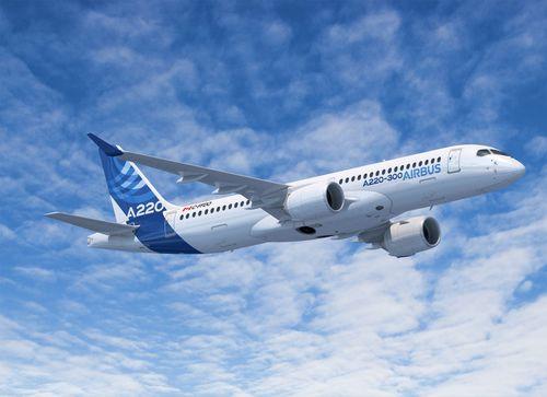medium-range commercial aircraft - Airbus