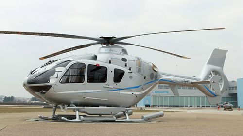 3 - 5 Pers. helicopter - Airbus Helicopters