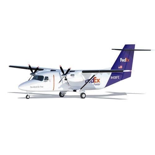 long-range commercial cargo aircraft - CESSNA AIRCRAFT COMPANY