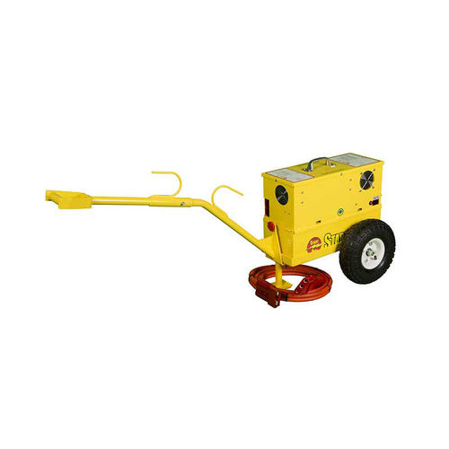 mobile ground power unit / fixed / for aircrafts / AC/DC