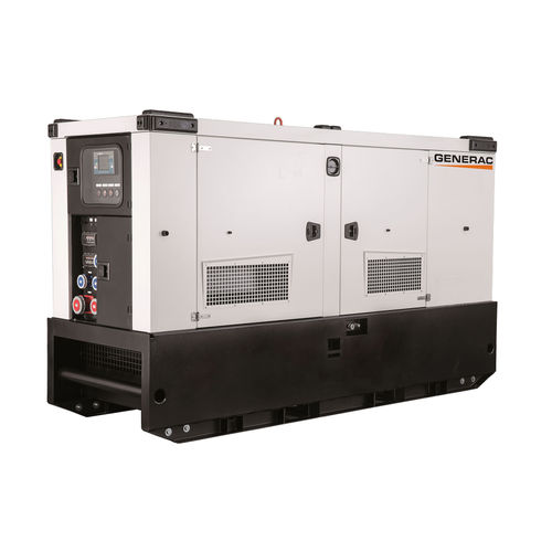 fixed ground power unit / for aircraft
