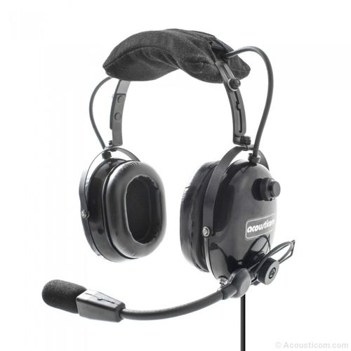aircraft headset / for pilots