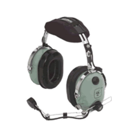 aircraft aviation headset / for pilots / noise-reduction