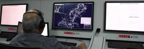 control tower simulator