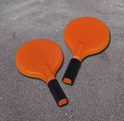 ground support marshalling wand / orange