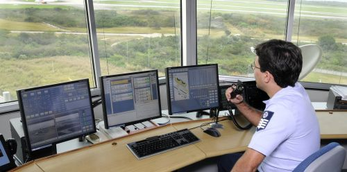 air traffic management software / control / monitoring / for control towers