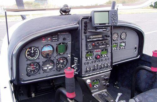 digital EMS / for light aircraft