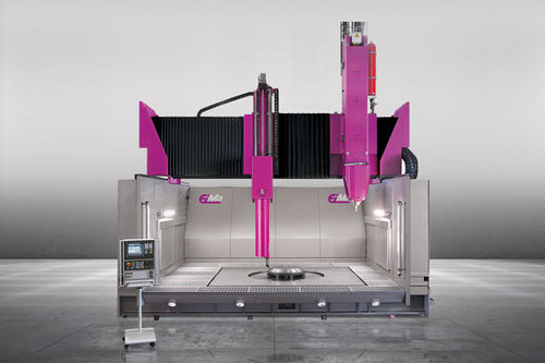 vertical turning center / 5-axis