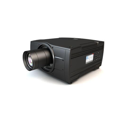 flight simulator projector