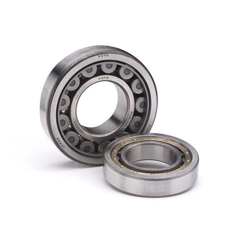 cylindrical roller bearing / single-row / double-row / radial
